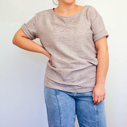 Srebrnozlata bluza