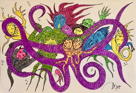 Octopus fever