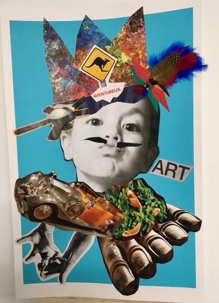 Atelier portraits surréalistes/Fondation du Dr.Julien/MBAM