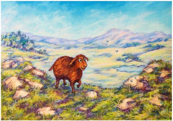 Billy, histoire d'un mouton