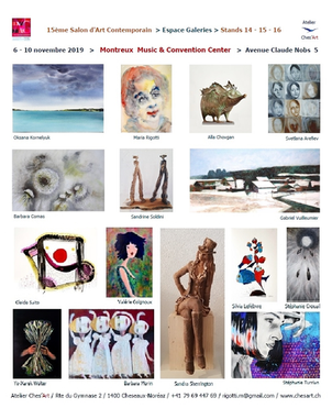 Montreux Art Gallery 2019