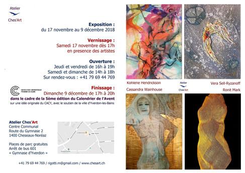 Exposition Migrants, Art sans frontières