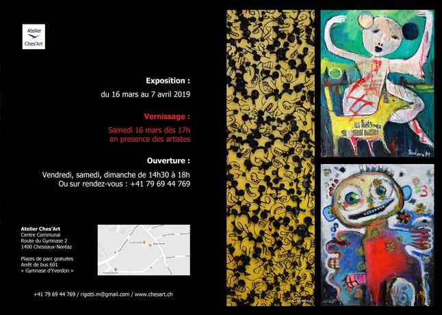 Exposition Janka Barbara Gofreone