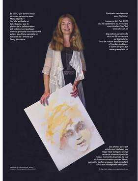 Maria Rigotti Collaborations