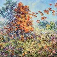 Vol d'automne