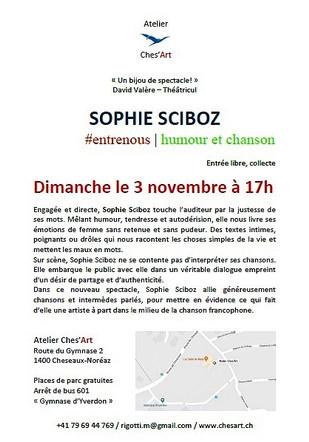 Sophie Sciboz