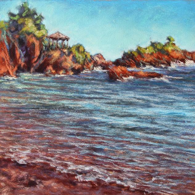 La plage de la Rotonde