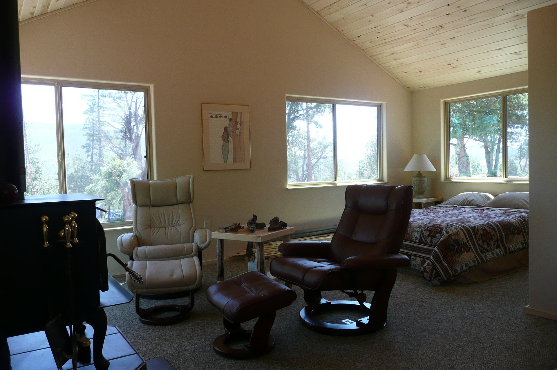 couples retreat cabin