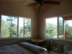 hermitage cabin views