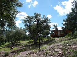 hermitage retreat cabin