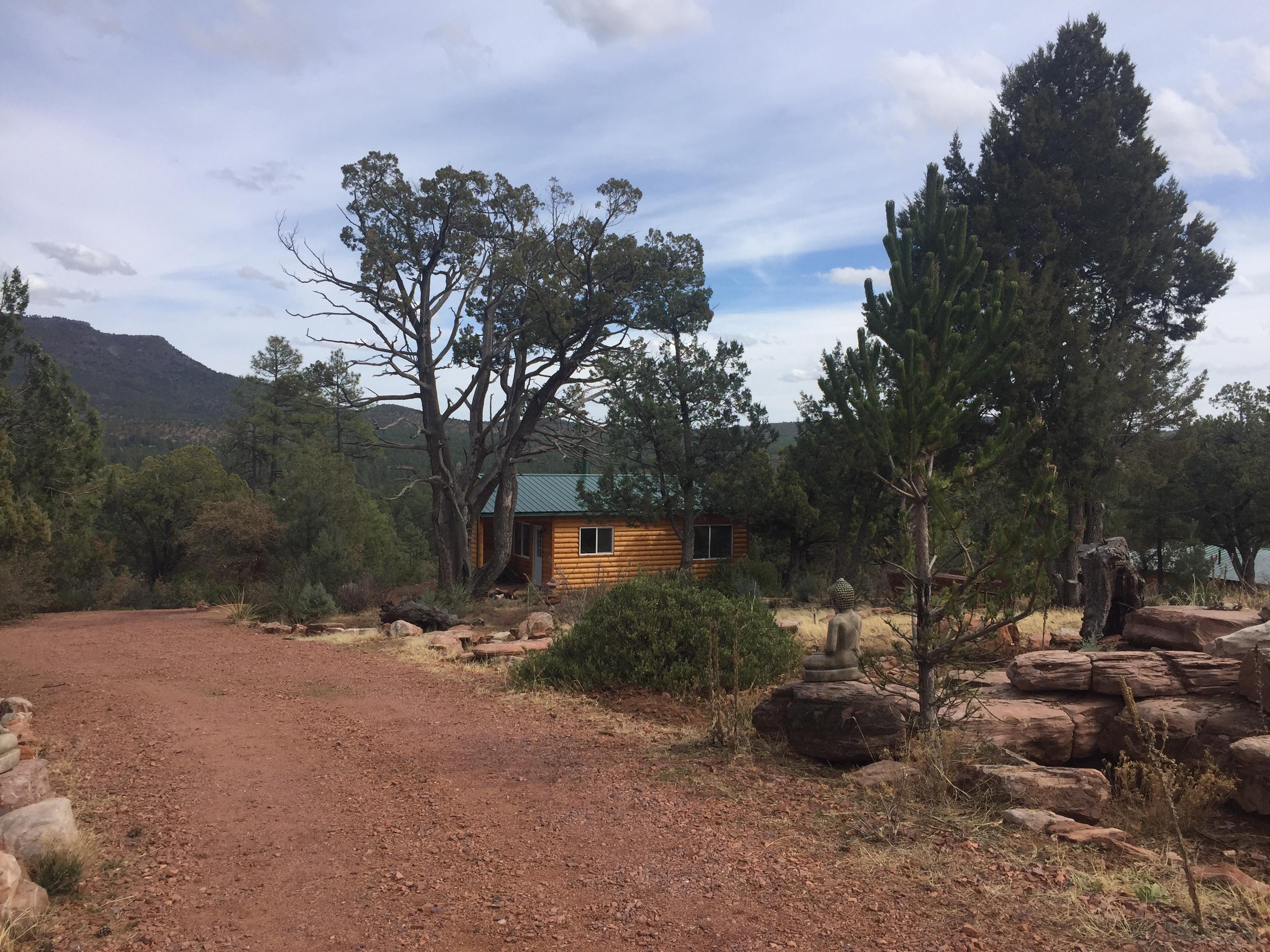 tiny house hermitage