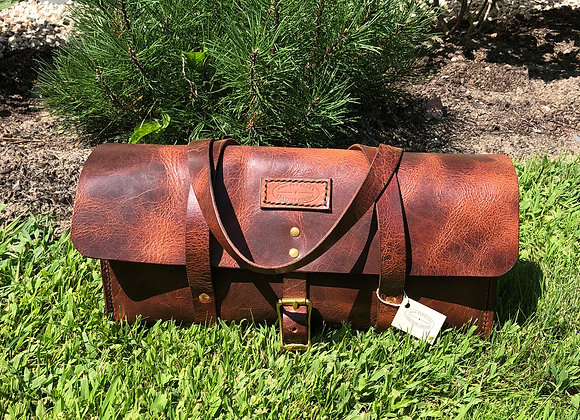 Tool Bag, Mechanics Bag, Leather Tote Bag