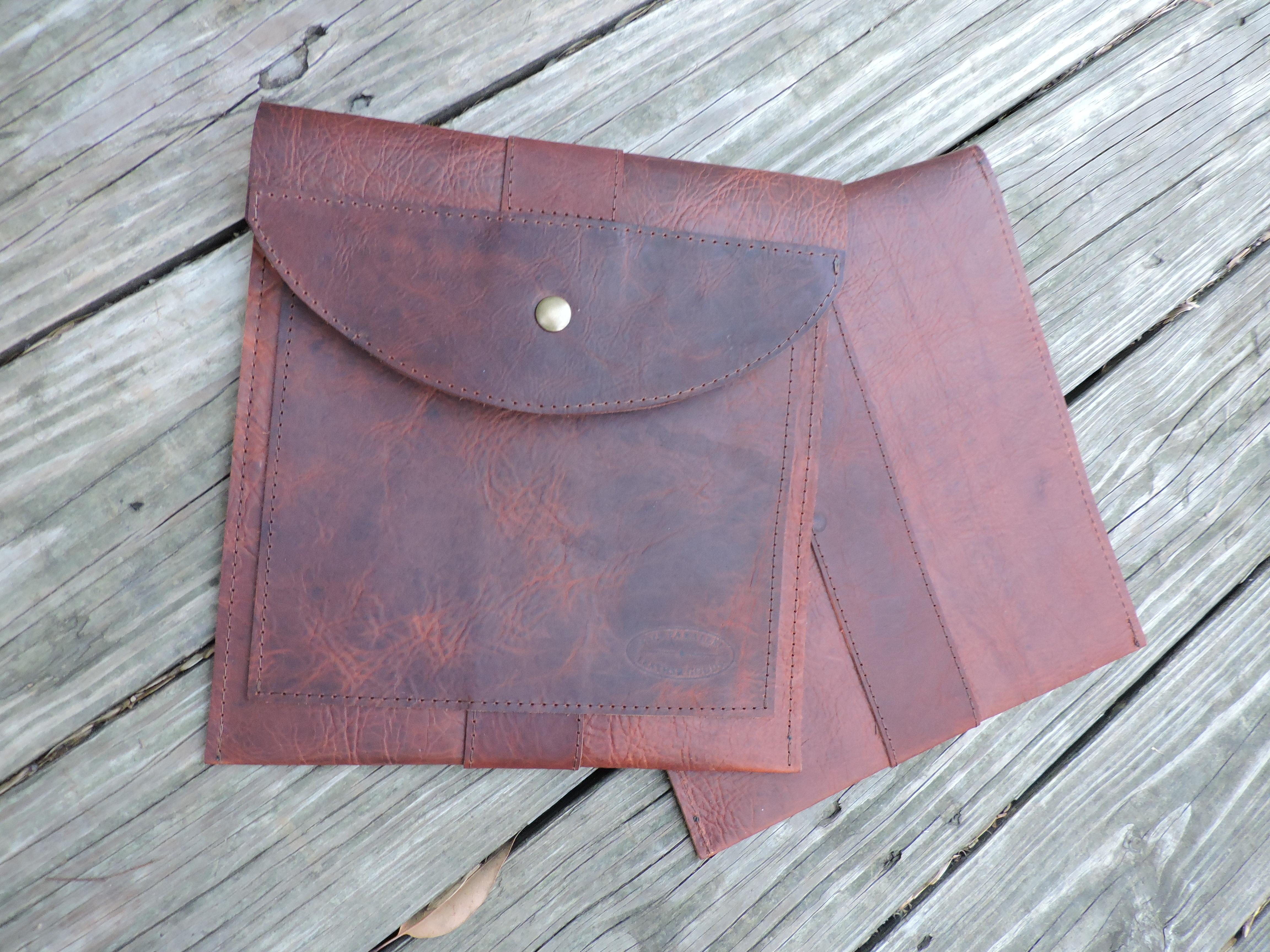 Bison iPad Case