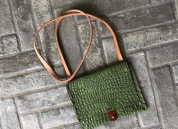 Small Crossbody Bag, Leather