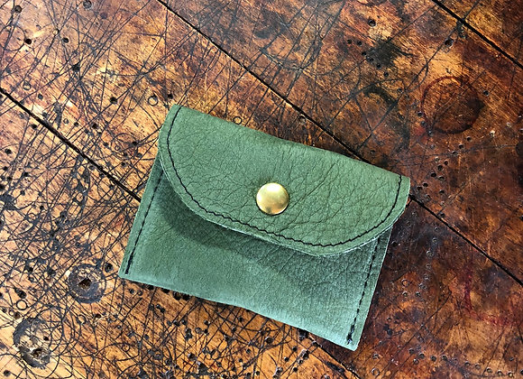 Change Purse, Card Holder, Leather