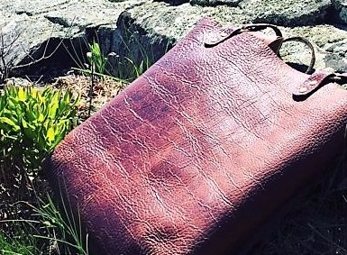 Bison Work Tote
