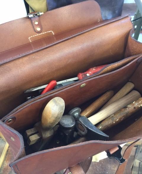 Latigo Mechanics or Tool Bag