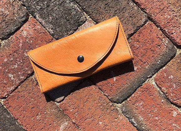 Leather Wallet, Brazilian Leather