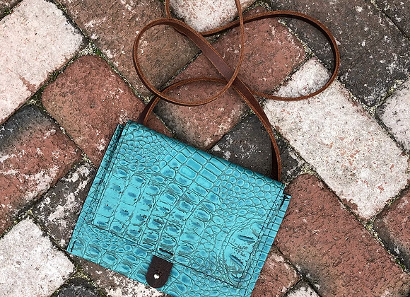 Small Crossbody Bag, Leather