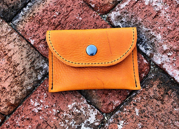 Change Purse, Card Holder, Leather