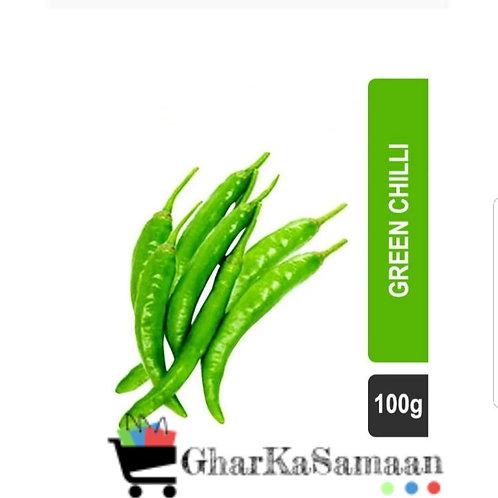 Green chilli (Hari-Mirch)