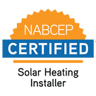NABCEP Solar Heating Installer