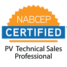 NABCEP   Photovoltaic Technical Sales Professional