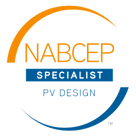 NABCEP Photovoltaic Design Specialist