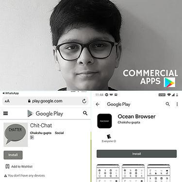 B&W Chakshu Gupta from NimbleQ develops