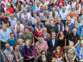 Vrijwilligersdag Landschap Erfgoed Utrecht