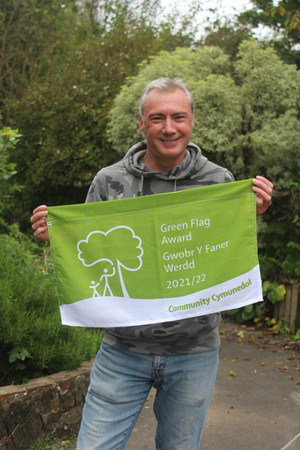 Green Flag Winners!