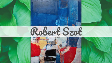 The seductive vibration of Robert Szot's art...