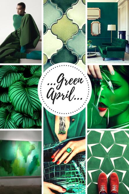 Green April...
