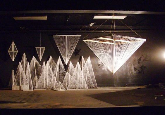 Christmas concert yarn design...