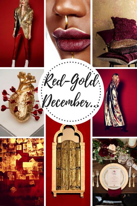 December's Extravagance...