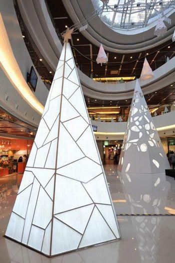 Xmas Art Installation ,Magical Forest, Xintiandi Mall, Shiangai