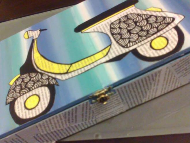 Cigar box craft...