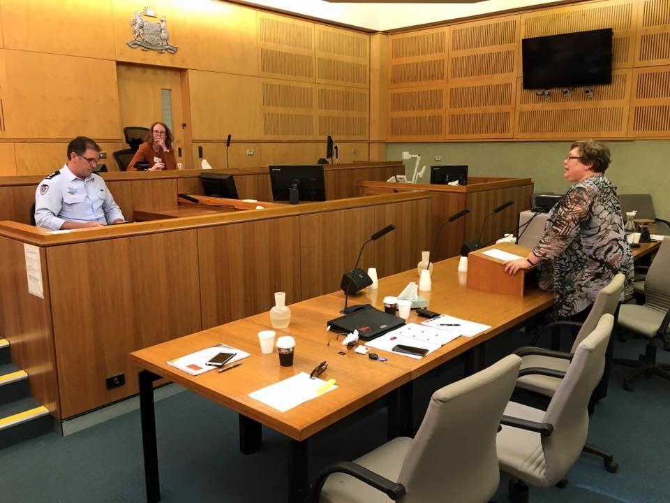 Expert Witness Courtroom Testimony (EWTC) course