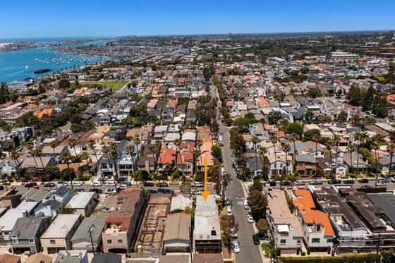 Just Sold: Corona Del Mar Duplex - Over Asking!