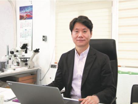 액체생검을 위한 고순도엑소좀 분리기기 개발 기술 '랩스피너'