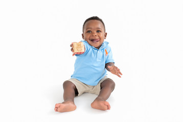 Rye NY New York Jo Bryan JoBryan photo photography photos inside baby blue smiling happy portrait