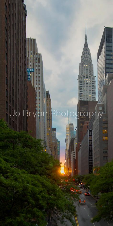 Rye NY New York Jo Bryan JoBryan photo photography photos NYC sunset landscape skyscrappers