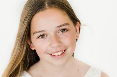 Rye NY New York Jo Bryan JoBryan photo photography solo girl smiling studio natural light portrait
