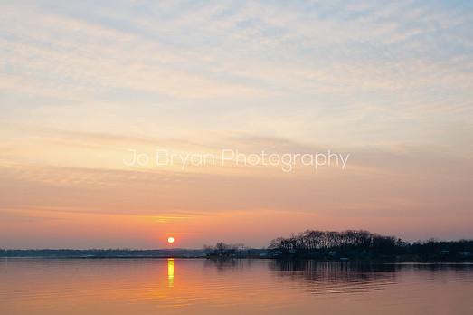 sunset rye new york wainwright house american yacht club long island sound peaceful jo bryan photography