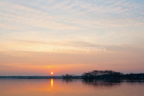 Rye Sunset