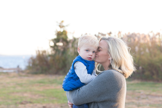jo bryan photography family photo session outdoors smiling park beach outdoor mother son rye new york westchester photographer