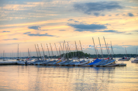 American Yacht Club Sunset 2