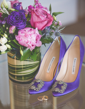 Rye NY New York Jo Bryan JoBryan photo photography photos purple shoes and flowers pink white