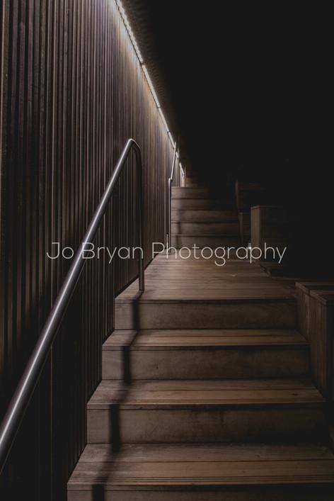 Rye NY New York Jo Bryan JoBryan photo photography photos stairs hallway inside dark lighting