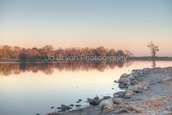 edith read sanctuary rye new york water reflection fall season jo bryan photography